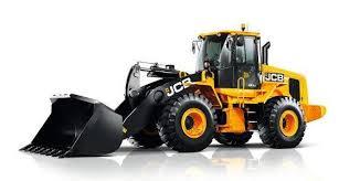 Chargeuse sur pneus<br> JCB